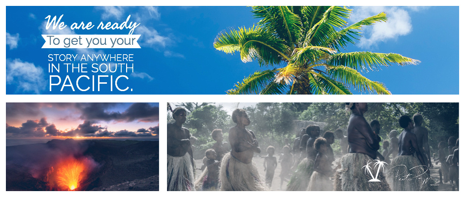 Photographic and editorial Assignments through the south pacific