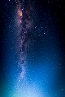 Fiji Milky Way Stars