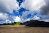 Mt Yasur Dark Valley River